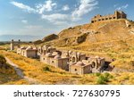 View Of Hisor Fortress In...