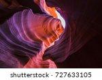 beautiful  of sandstone... | Shutterstock . vector #727633105