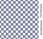 checkered geometric seamless... | Shutterstock .eps vector #727702165