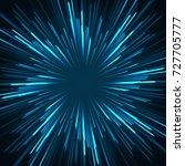 high speed. hi tech. abstract... | Shutterstock .eps vector #727705777
