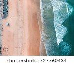 birds eye view | Shutterstock . vector #727760434