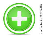 first aid medical button sign... | Shutterstock .eps vector #727776109