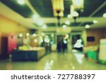 blurred image of people in... | Shutterstock . vector #727788397