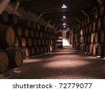 Vine Cellar With Porto Tawny...