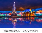 Petersburg Is Decorated For Th...