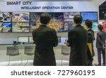 nonthaburi  thailand august 8 ... | Shutterstock . vector #727960195