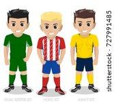 Vector Character Football  ...