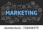 linear illustration of a slide...   Shutterstock .eps vector #728048575