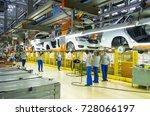 togliatti  russia   july 4 ... | Shutterstock . vector #728066197