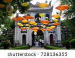 hanoi vietnam october 3 2017... | Shutterstock . vector #728136355