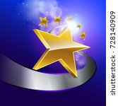 ranking popular. performance... | Shutterstock .eps vector #728140909