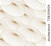 Umbrella Seamless Pattern In...