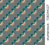 rainbow seamless pattern....   Shutterstock .eps vector #728244127