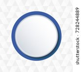 button or badge template.