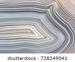 amazing banded agate crystal... | Shutterstock . vector #728249041
