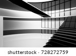 abstract white and black... | Shutterstock . vector #728272759