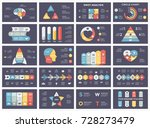 vector circle arrows... | Shutterstock .eps vector #728273479