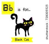 cute children abc alphabet b...