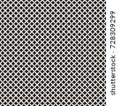 weave seamless pattern.... | Shutterstock .eps vector #728309299