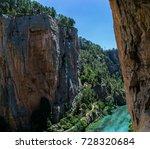 mijares river | Shutterstock . vector #728320684