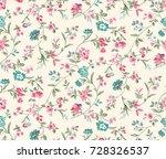 flower deformation  the leaves... | Shutterstock . vector #728326537