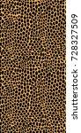 seamless vector reptile print... | Shutterstock .eps vector #728327509