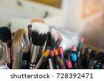 makeup   Shutterstock . vector #728392471