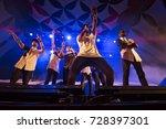 faro  portugal  3rd september ...   Shutterstock . vector #728397301