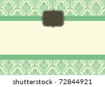 Vector Ornate Frame And...