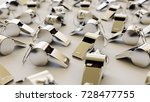 tightly packed  uniform grid of ...   Shutterstock . vector #728477755