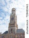 Belfort Van Bruges  Bruges...