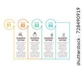 modern infographics | Shutterstock .eps vector #728490919