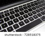 general data protection... | Shutterstock . vector #728518375