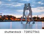 berlin   august 22  2017 ... | Shutterstock . vector #728527561