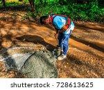prachin buri  thailand   august ... | Shutterstock . vector #728613625