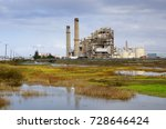 Power Generating Station With...