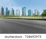 cityscape and skyline of... | Shutterstock . vector #728692975