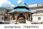 international islamic...   Shutterstock . vector #728695951