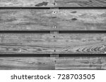 closeup view of black and white ...   Shutterstock . vector #728703505