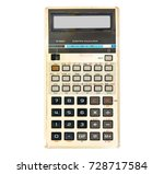 Old Science Calculator For...