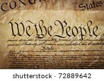 The Constitution For The Unite...