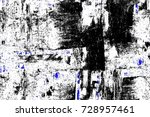 old color seamless grunge... | Shutterstock . vector #728957461
