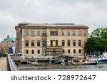 sweden  stockholm   june 13 ... | Shutterstock . vector #728972647