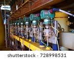 pressure transmitter | Shutterstock . vector #728998531