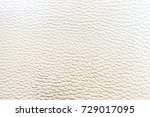 white leather texture or... | Shutterstock . vector #729017095