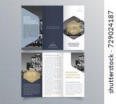 brochure design  brochure... | Shutterstock .eps vector #729024187