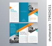 brochure design  brochure... | Shutterstock .eps vector #729024211