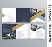 brochure design  brochure... | Shutterstock .eps vector #729029371