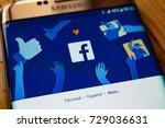 kazan  russian federation   sep ... | Shutterstock . vector #729036631