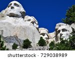 Small photo of Mt Rushmore
